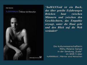Buch: huMANNoid | Männer sind Menschen